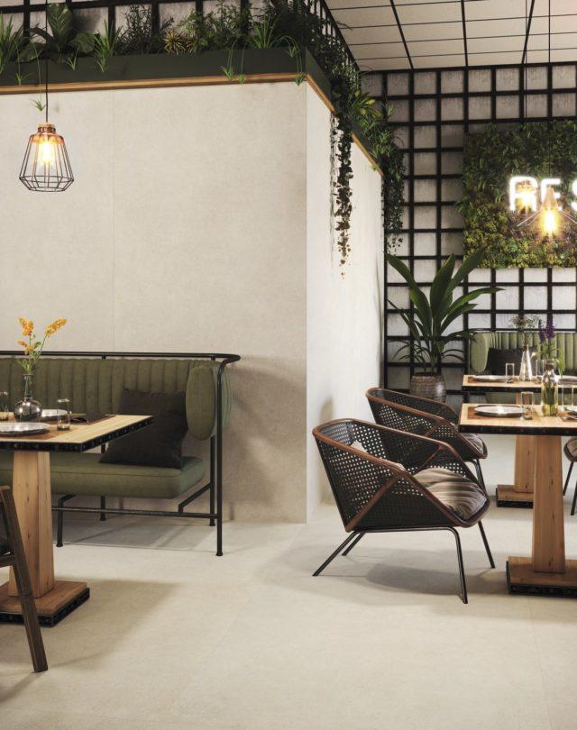 XLINING est la nouvelle marque d'APE Grupo pour les produits porcelaniques grand format